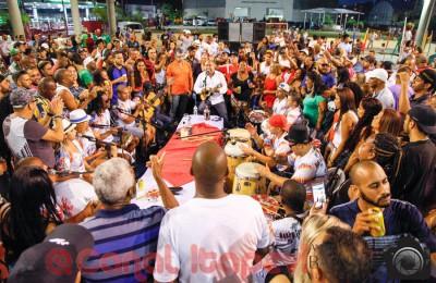 Comemoração de 4 Anos da comunidade Quem é Di Sambá