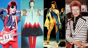 David Bowie foi andrógino quando era crime ser gay. Aproximou-se do jazz, da arte experimental, do teatro, quando quase ninguém no rock sonhava com isso. Percebeu a importância da disco music, e a abraçou, quando o gênero só merecia narizes torcidos, desprezada como coisa de pretos e de bichas. – Álvaro Pereira Júnior O Camaleão do Rock - Tributo a David Bowie O Camaleão do Rock - Tributo a David Bowie cores estampas 515 1