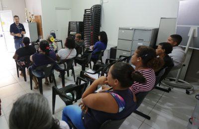 Integrantes dos CRAS podem se cadastrar no Acessuas-Trabalho - Rogerio Valente-Ex-Libri-PMI