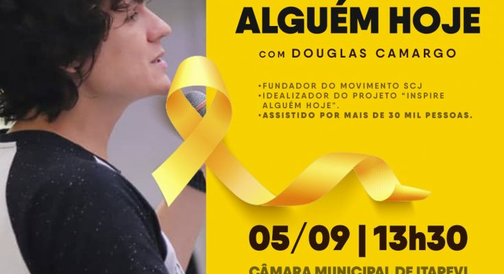 Palestra Douglas Camargo