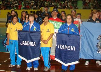 Delegação de Itapevi na 56ª Edição dos Jogos Regionais