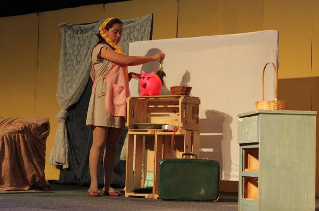 Apresentações da Mostra de Teatro vão até domingo 08/12