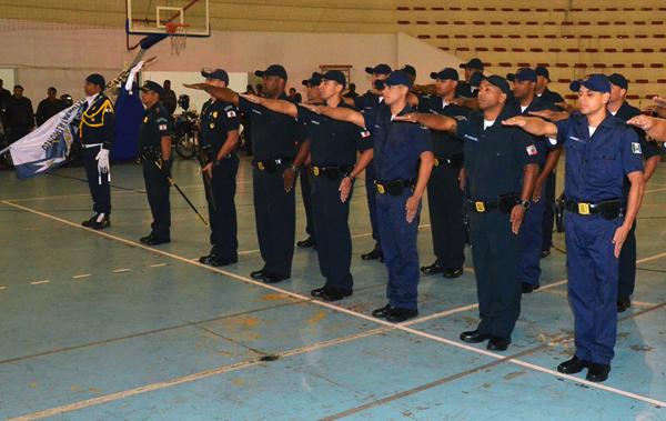 Guarda Municipal de Itapevi forma 11 novos agentes