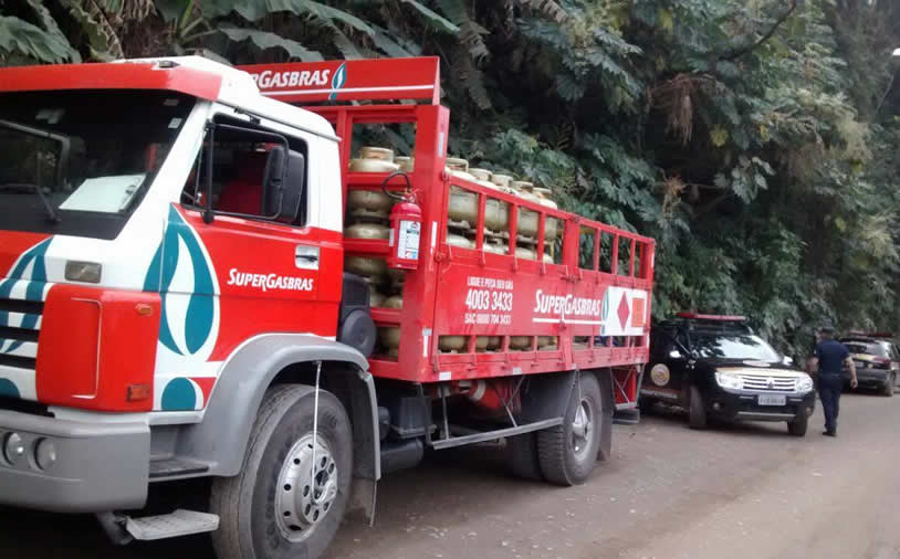 Guarda Municipal de Itapevi impede desvio de carga roubada