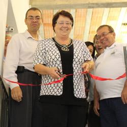 Núcleo Betânia Pela Família inaugura biblioteca
