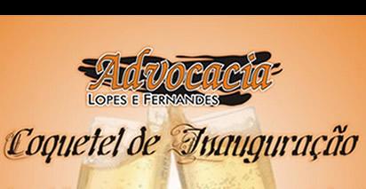 Advocacia Lopes e Fernandes inaugura seu 4º escritório