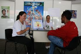 Campanha de Busca Ativa de Tuberculose prossegue