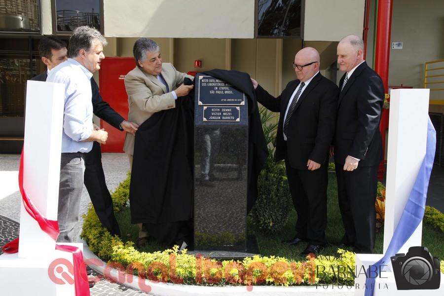 Pfizer promove cerimônia da ampliação e modernização da fábrica de Itapevi