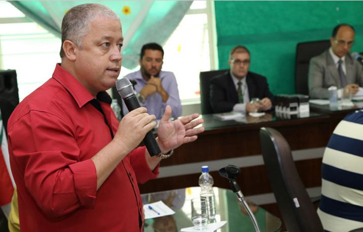 Vereador Prof. Paulinho destaca a importância da Zona Azul para Itapevi