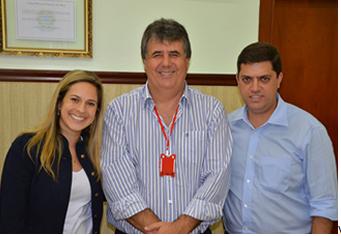 Camila Godói conquista R$ 400 mil para o Centro de Referência da Mulher.