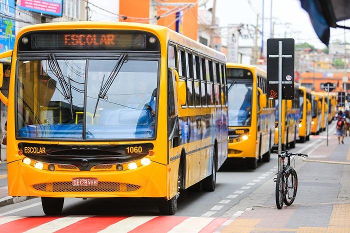 Com alta de 69%, Transporte Escolar Gratuito beneficia 2.650 estudantes em Itapevi