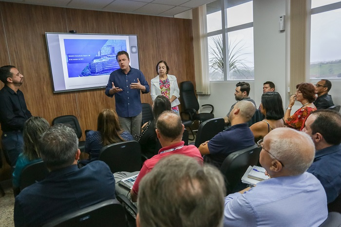 Albert Einstein apresenta a gestores propostas para melhorar saúde de Itapevi