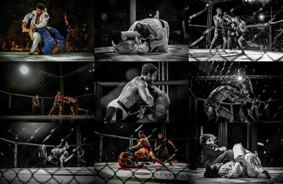 E Rolou Porrada no Mega Fight Championship Itapevi veja as Fotos