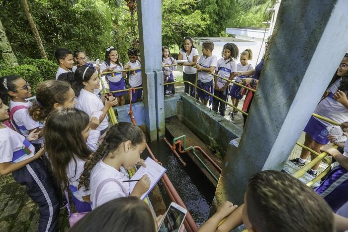 Oficina encerra ações de conscientização da Semana da Água em Itapevi