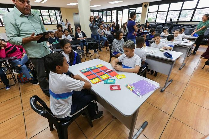 Itapevi inicia 2º Torneio Interescolar de Jogos Matemáticos