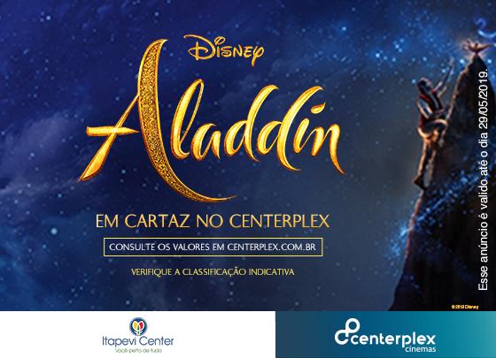Estréia da Semana – Aladdin