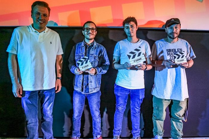 Prefeitura premia vencedores do 1º Concurso de Curtas de Itapevi