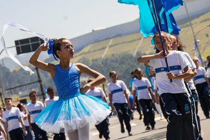 Desfile Cívico de 7 de Setembro será realizado no Corredor Oeste