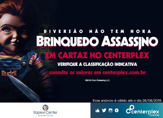 ESTREIA DA SEMANA – BRINQUEDO ASSASSINO