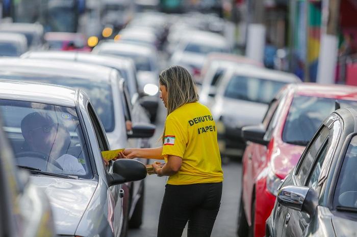 Itapevi promove ações para Semana Nacional do Trânsito