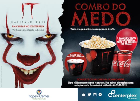 COMBO DO MEDO