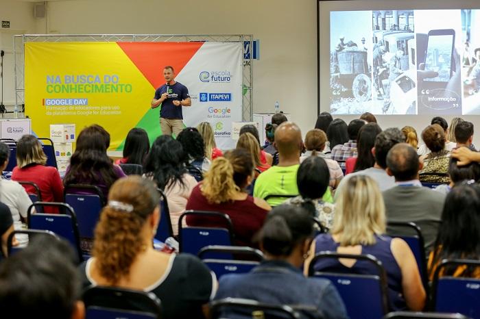 Itapevi recebe Google Day na Escola do Futuro