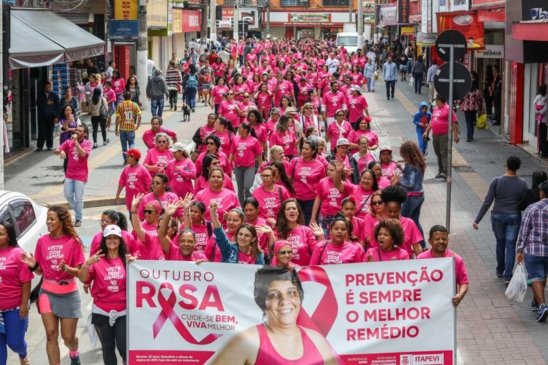 """Prefeitura de Itapevi lança campanha """"Pode Ser Rosa, Pode Ser Azul"""""""