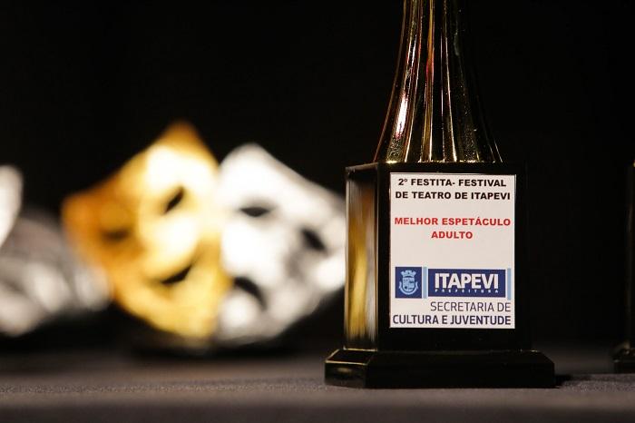 Itapevi premia vencedores da 2ª edição do Festival de Teatro