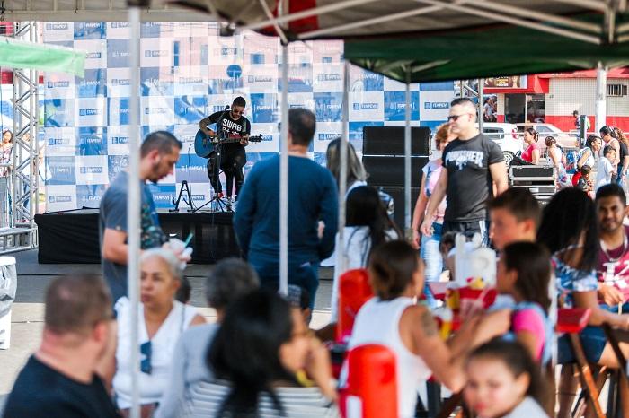 Rotatória da Cohab recebe edição do Festival IT