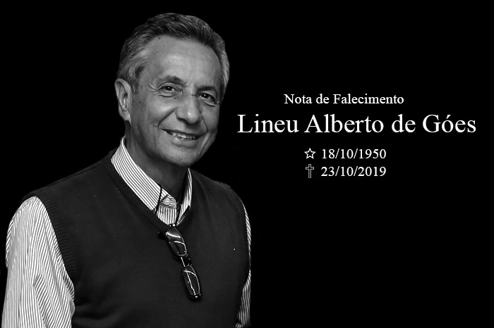 Nota de Falecimento – Lineu Alberto de Góes
