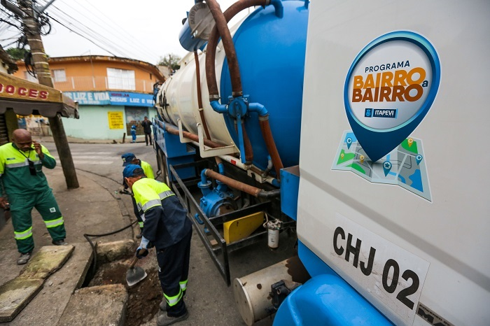 Mega Ação Bairro a Bairro leva serviços da Prefeitura para região do Vitápolis