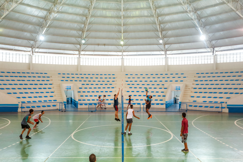 Prefeitura oferece esporte gratuito durante as férias