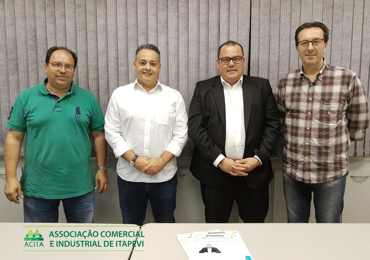 Acita renova sua diretoria para gestão 2020