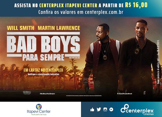 ESTREIA DA SEMANA – BAD BOYS PARA SEMPRE