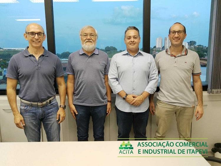 Conheça mais três diretores que integraram a gestão 2020 da Acita