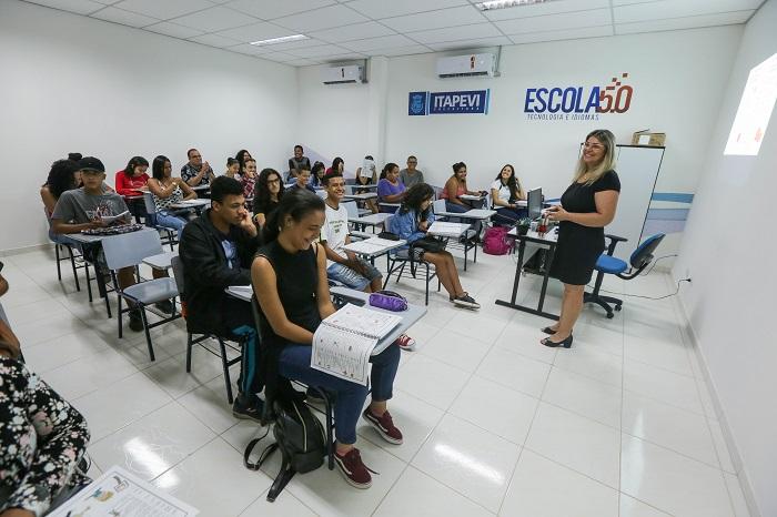 Itapevi ganha Escola 5.0 de Tecnologia e Idiomas