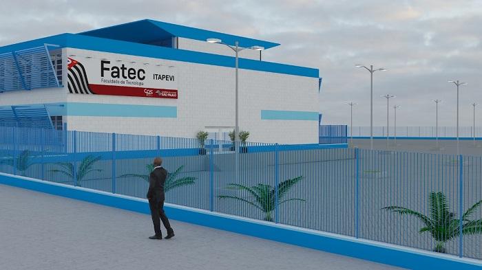 Fatec será instalada em Itapevi