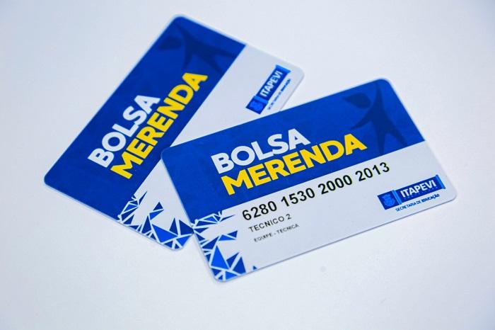 Alunos da rede municipal de Itapevi receberão cartão Bolsa Merenda