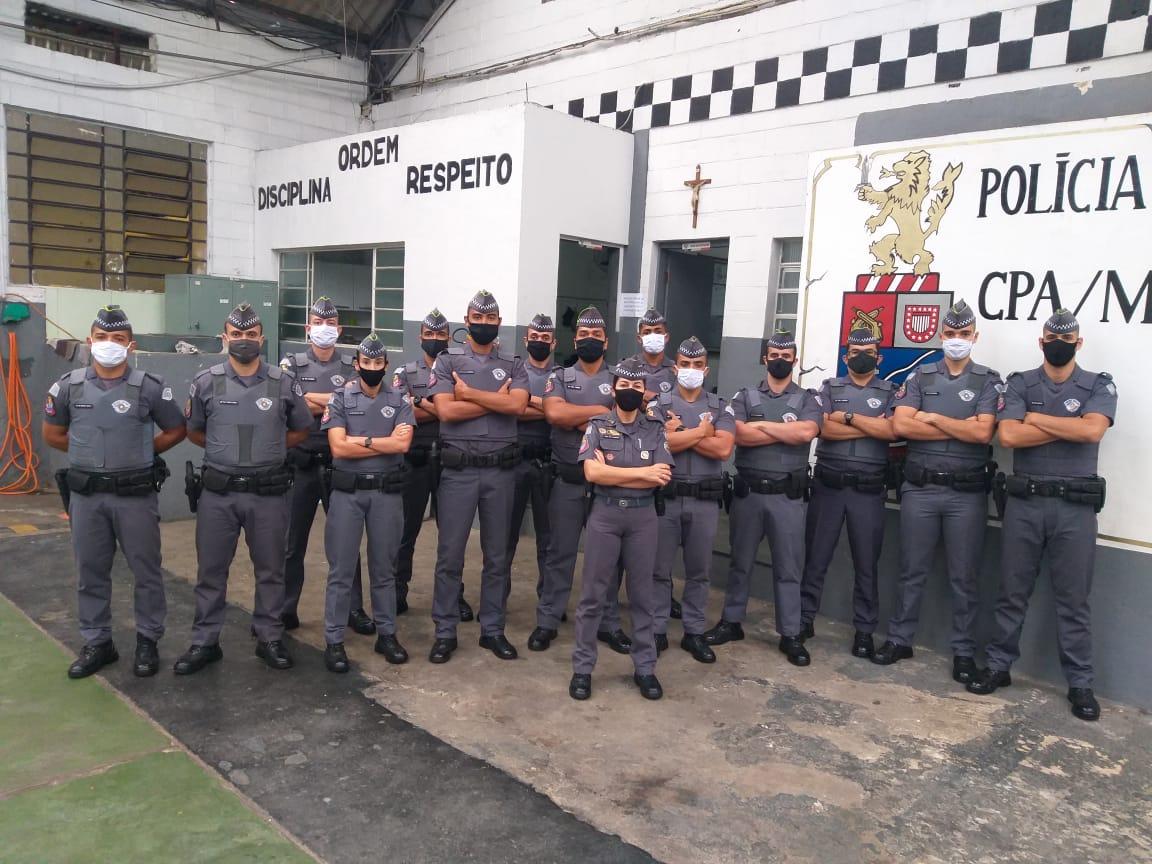 REFORÇO NO POLICIAMENTO DA CIDADE DE ITAPEVI
