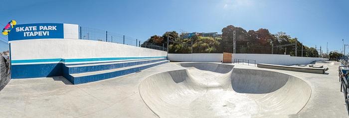 Prefeitura entrega Skate Park Itapevi