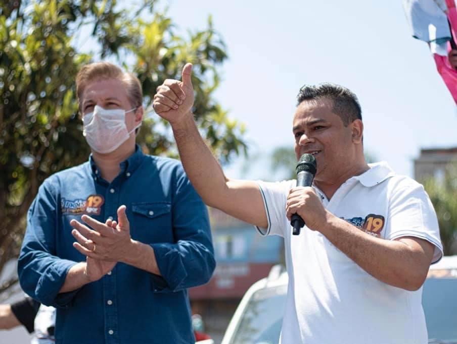 Igor e Teco são reeleitos com 98% do votos em Itapevi