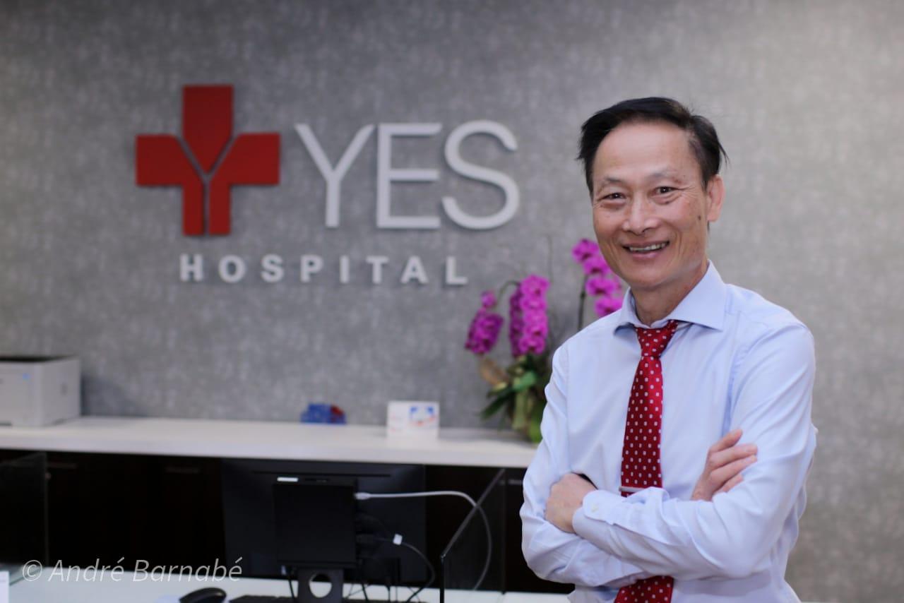 Hospital Yes em Itapevi alia tecnologia ao atendimento humanizado