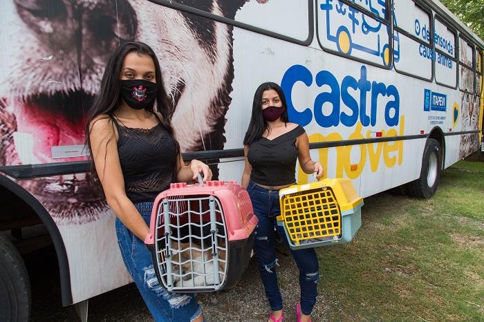 Prefeitura inicia 2ª etapa da Campanha de Castração Gratuita para cães e gatos