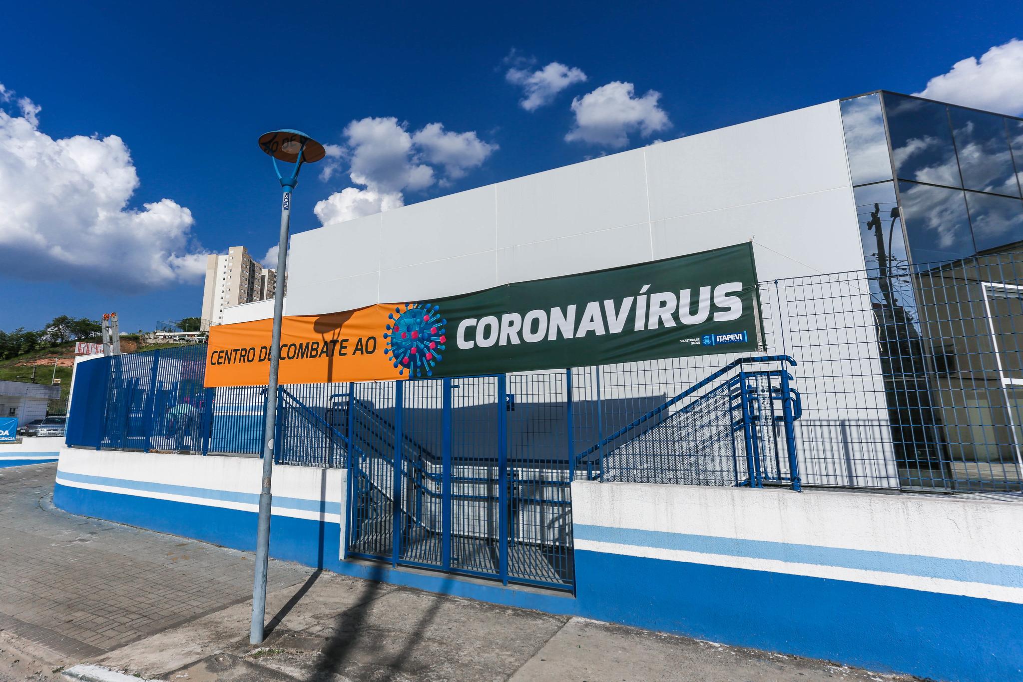 Prefeitura de Itapevi amplia ala do Centro de Combate ao Coronavírus no PS Central