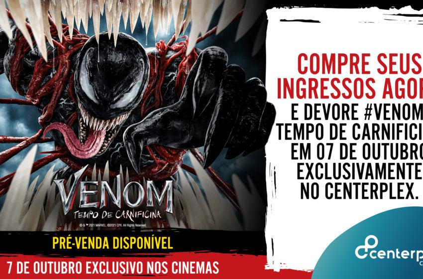 CENTERPLEX CINEMAS   DIVULGAÇÕES DA SEMANA – 30 A 06/10/2021