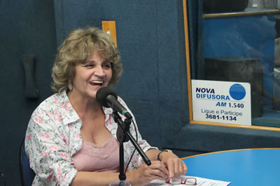 Dra. Ruth fala de política, sustentabilidade e saúde