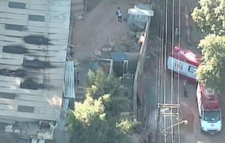 Incêndio em indústria tem 3 feridos em Itapevi