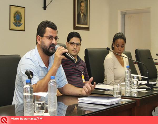1ª etapa da 5ª Conferência Municipal da Cidade