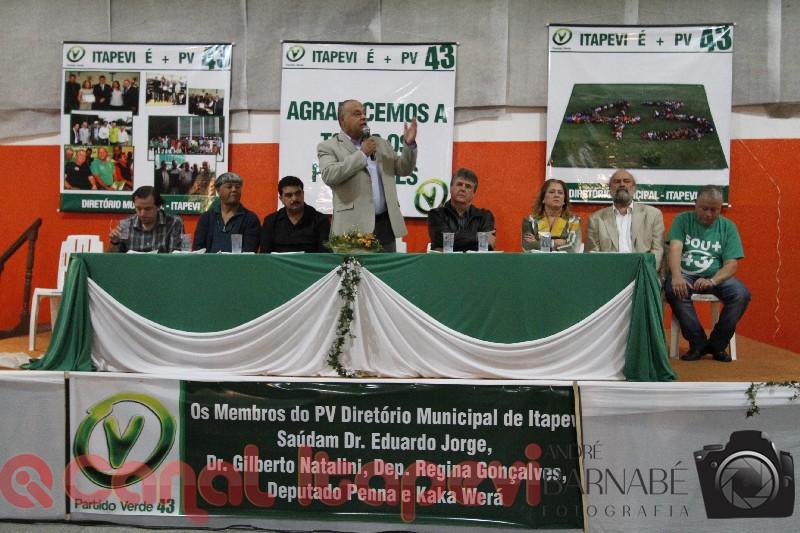 Encontro entre Amigos do Partido Verde (PV)