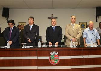 Sessão Solene comemora os 54 anos de emancipação de Itapevi